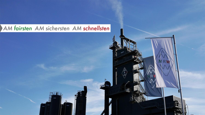 AM-NRW Asphaltmischwerk